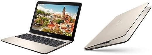 Best laptop for music production Asus F556UA-AS54